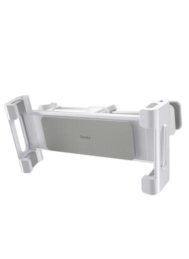Microsonic Benks H14 Araç içi Koltuk Arkası Telefon ve Tablet Tutucu Beyaz Beyaz